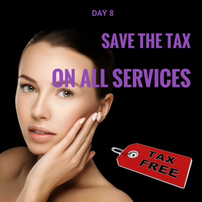 Save the Tax on all services