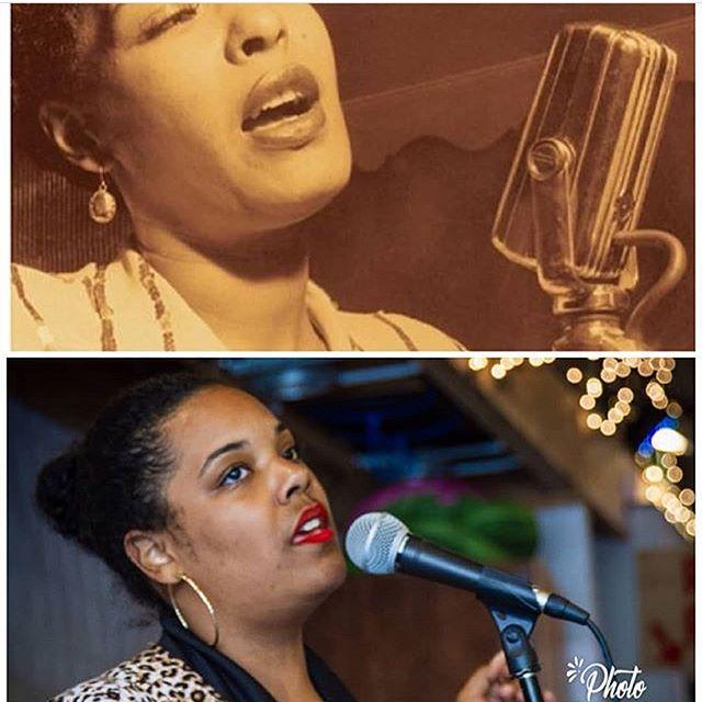 #Repost @seradinveonne (@get_repost) ・・・ Hmmmm.  #tbt #billieholiday #microphone #sang #music #jazz #strangefruit #betweentheworldandme #legend #master #song #protestsongs #ancestors #energyneverdies