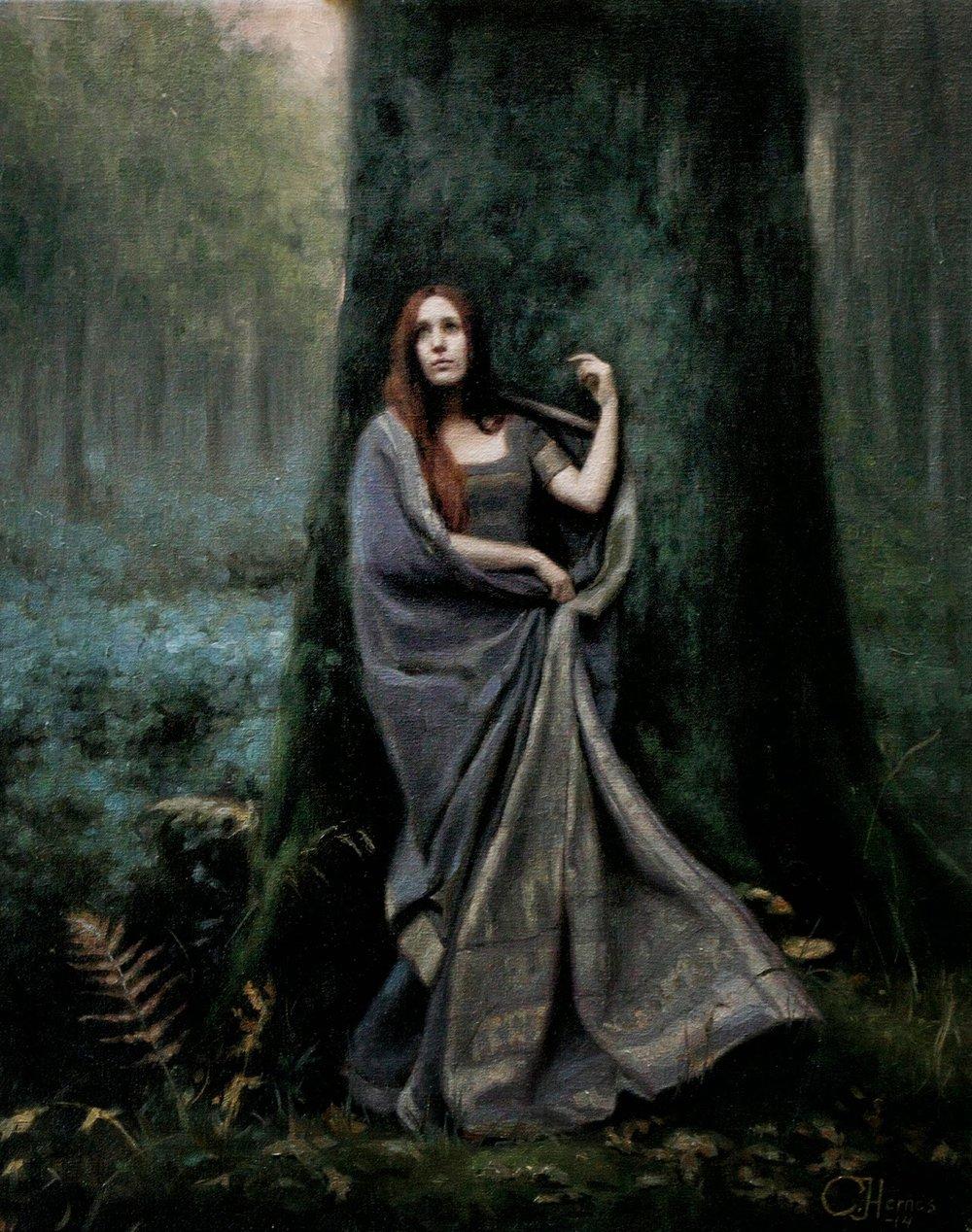 Cocoon by Cornelia Hernes