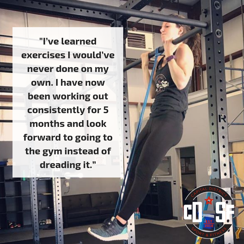 """_I've learned exercises I would've never done on my own. I have now been working out consistently for 5 months and look forward to going to the gym instead of dreading it."""".png"""