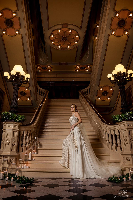 Credit: Ryan Eda, as seen in Philadelphia Weddings Magazine, Fall/Winter 2017