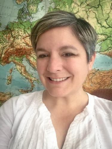 "Author of the ""Wander Woman"" blog, Liz Richardson."