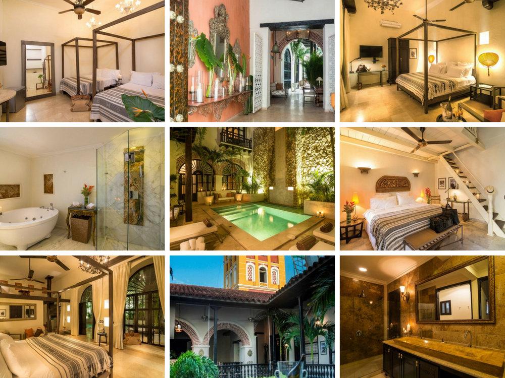 Cartagena Oasis Villa