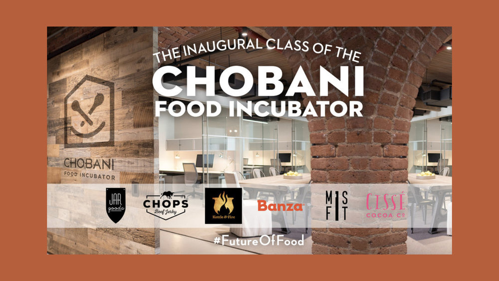 Branding challange: to translate their founders' love of food into the company's brand DNA
