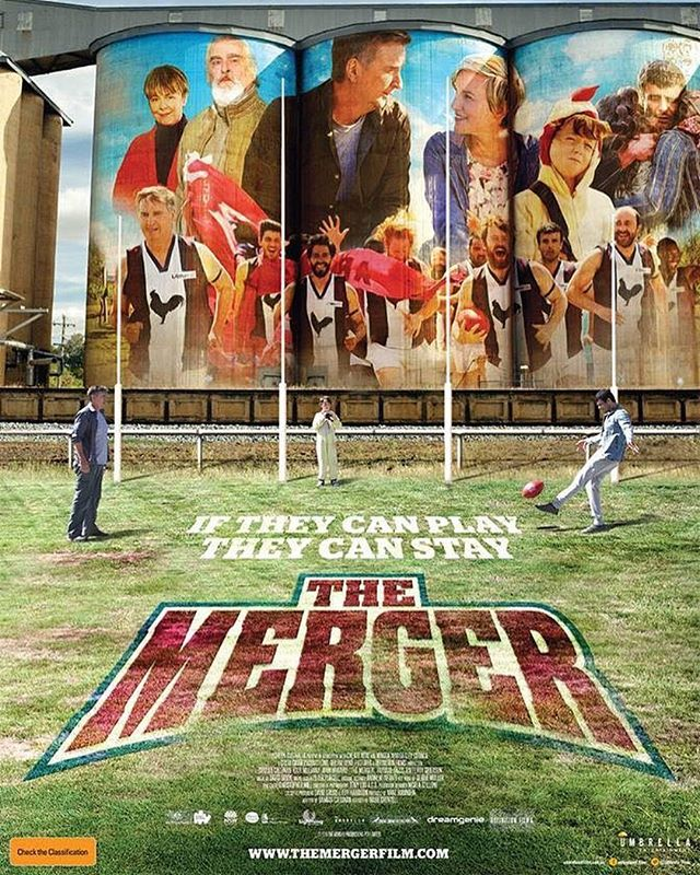 @themergermovie is in cinemas around #Australia now. Get along and see it friends. For a list of cinemas, check the link in the bio.  #cinema #funny #comedy