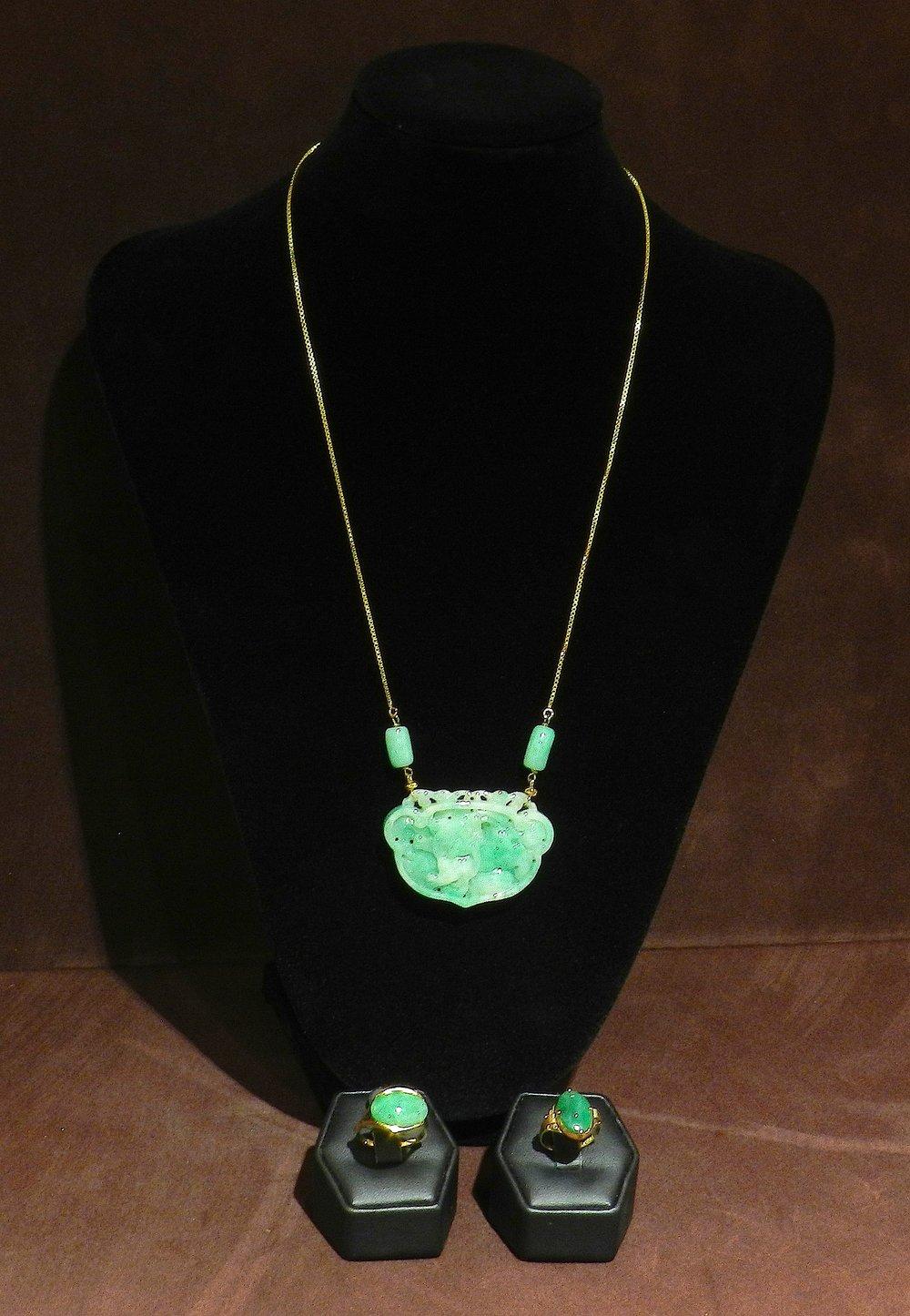 Jadeite Jewellery