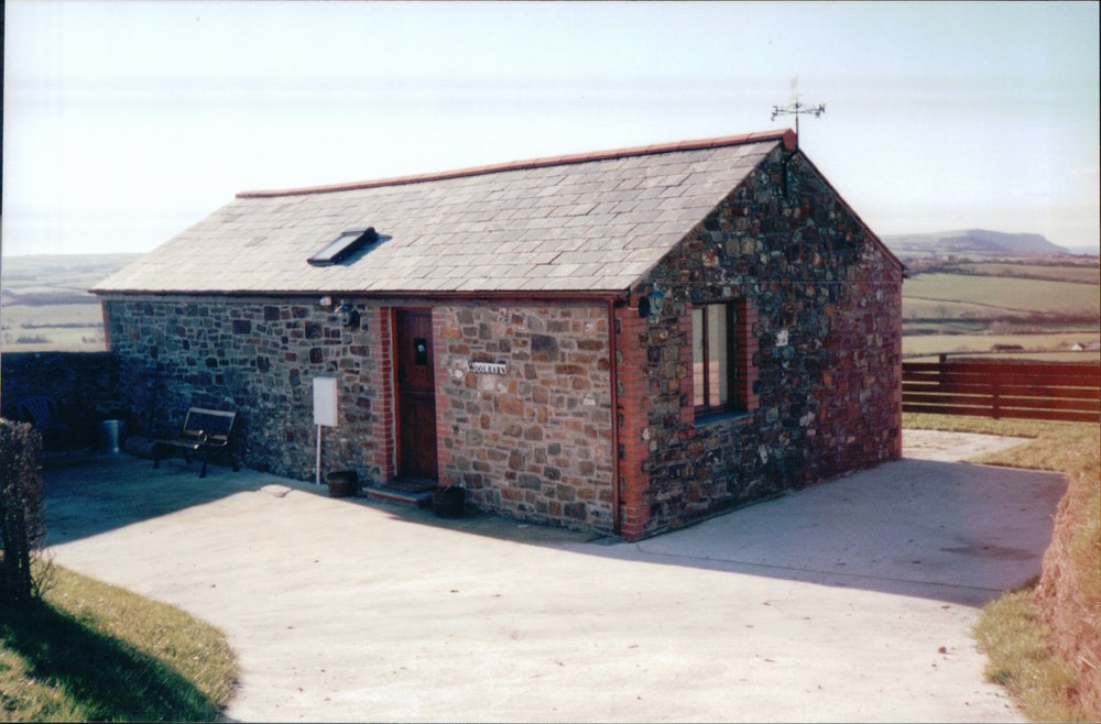 Woolbarn first converted in 1998