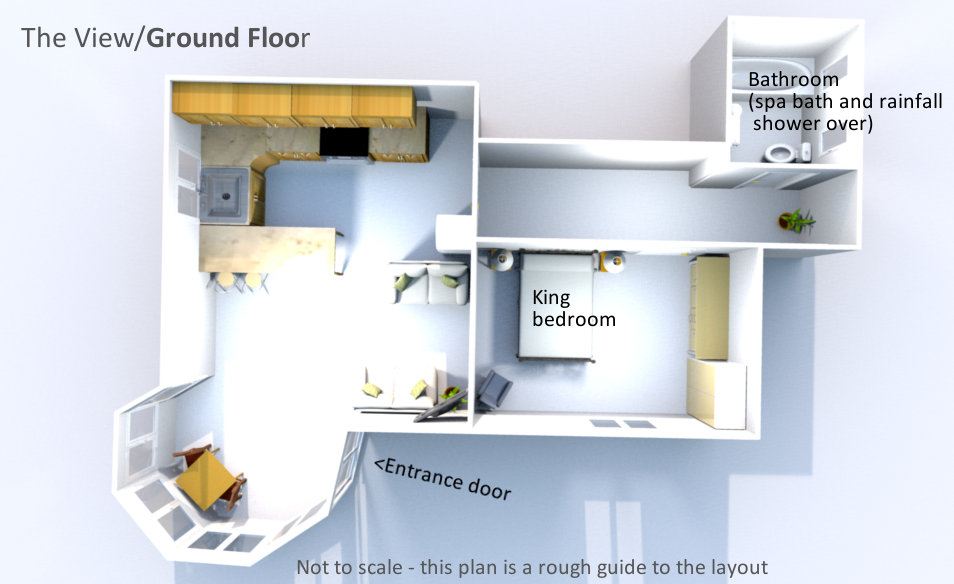 The View - Ground Floor Plan