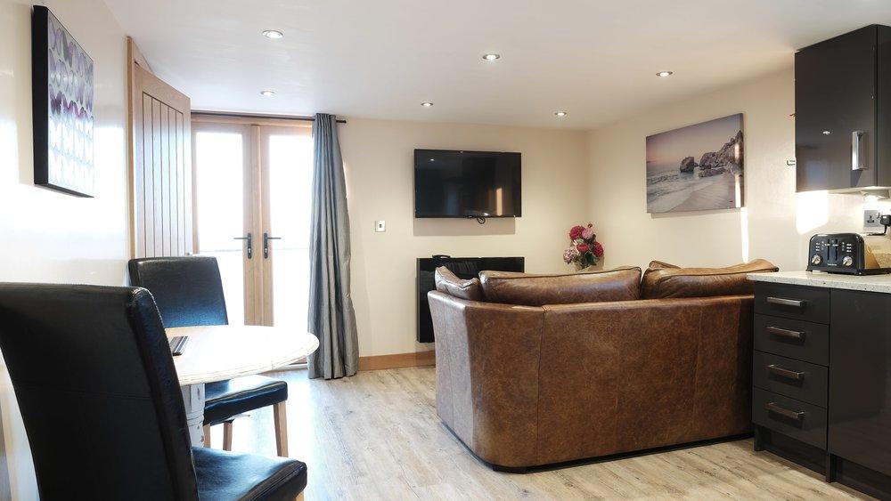 Dreamcatcher living area