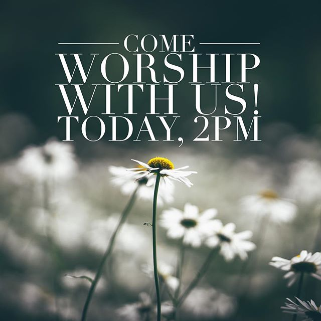 We would love for you and your family to come worship our Savior today, happening at 2PM! #wearelifechurch #LifeChurchMonrovia #Revival