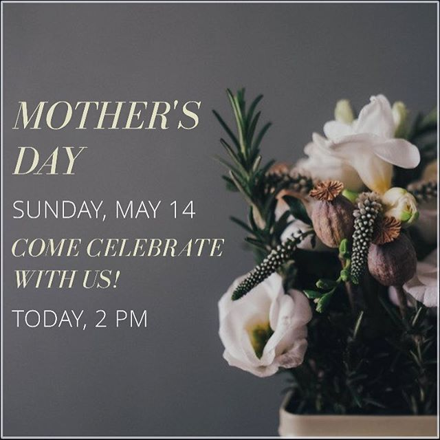 We wouldn't be who we are without our mothers! Come celebrate with us at 2PM today! #wearelifechurch #HappyMothersDay #LifeChurchMonrovia