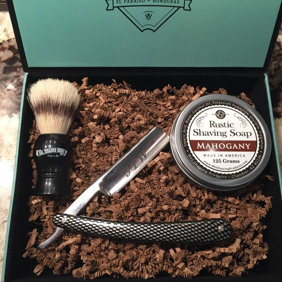 Old School Shave Kit
