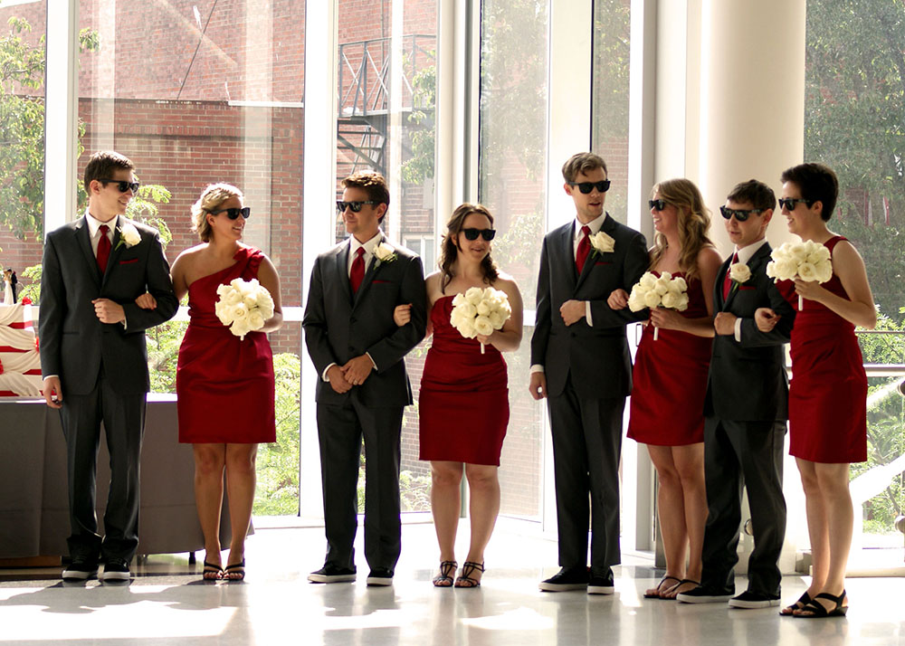 Madison and Spencer - Wedding - Colombus, IN