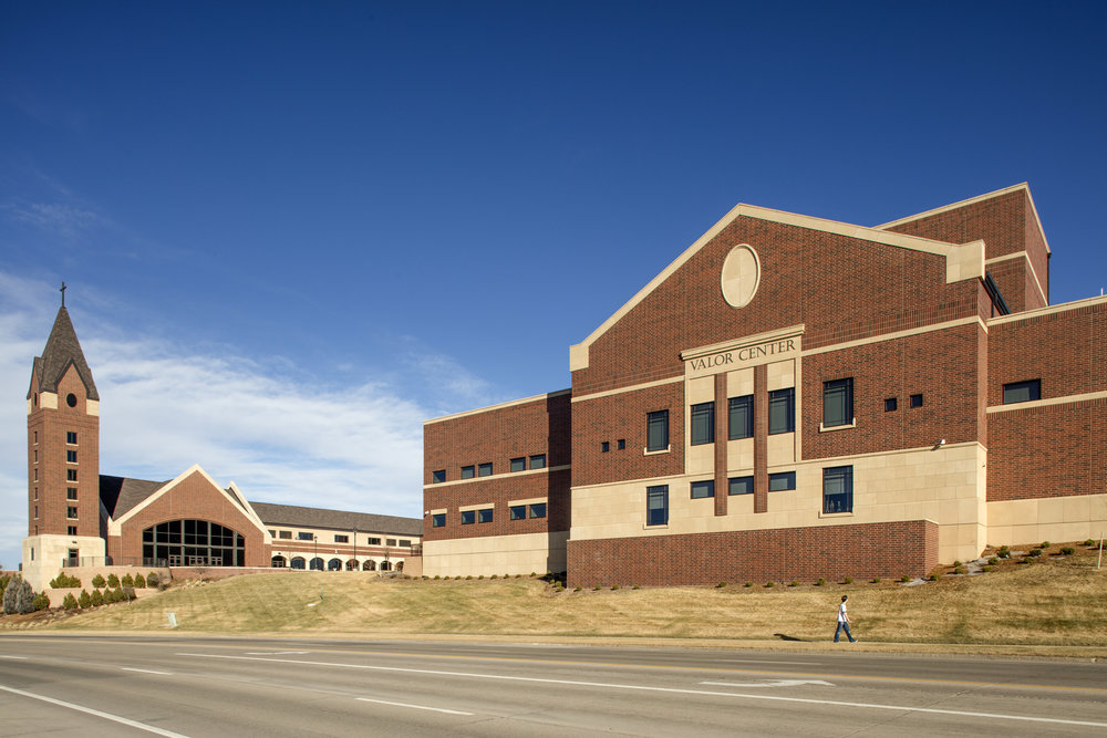 THE VALOR CENTER FOR CULTURE AND INFLUENCE, VALOR CHRISTIAN HIGH SCHOOL, HIGHLANDS RANCH, COLORADO