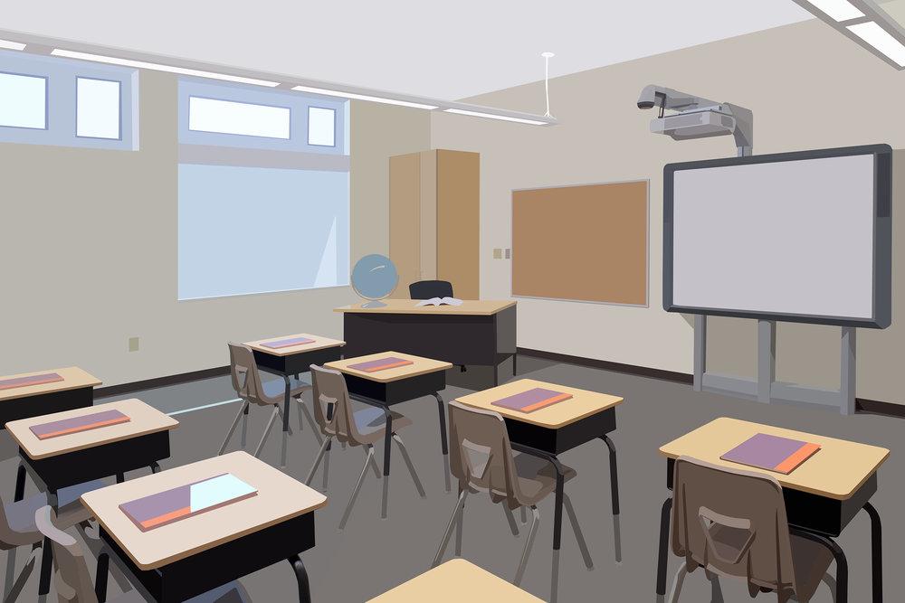 SMART BOARD, PUBLIC ELEMENTARY SCHOOL