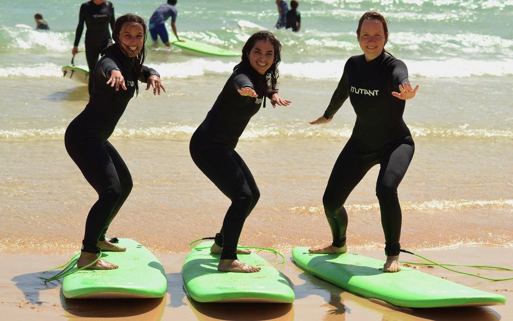 cursos surf fuerteventura