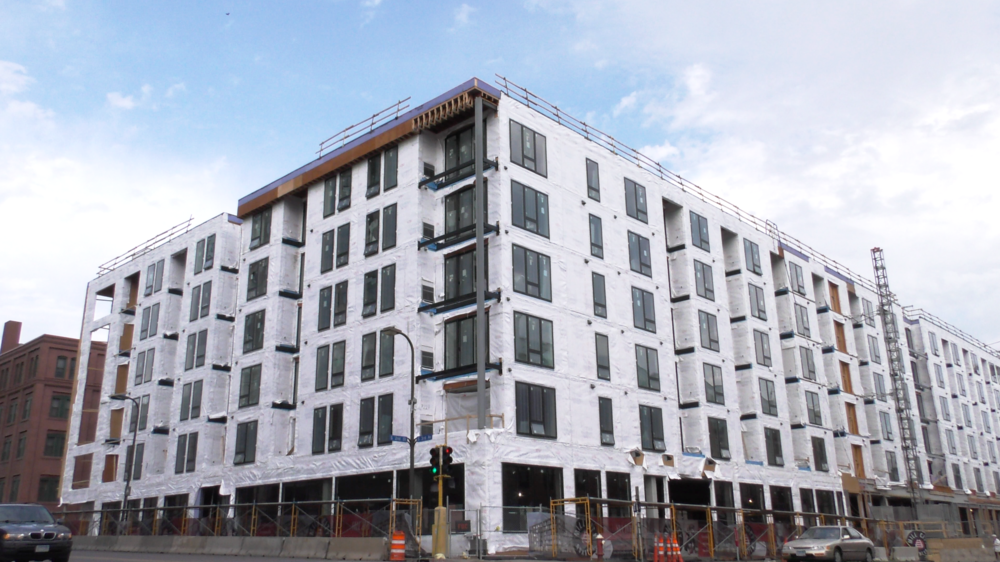 The Mill City Quarter — affordable housing priced for people with 50-60% of metropolitan median income and built in an upper-income neighborhood of the 3rd Ward with better access to transit and jobs. It took a coalition, but we got it done!
