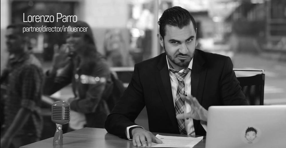 Lorenzo Parro | Partner/Director/Influencer