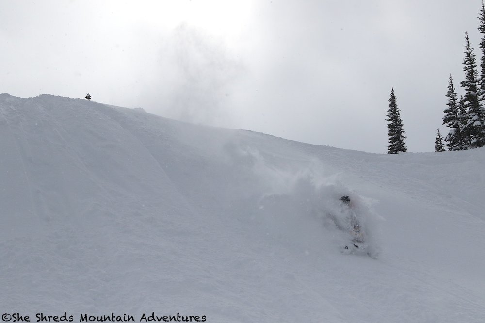 Rider: Cody Mcnolty in Pemberton BC on March 25