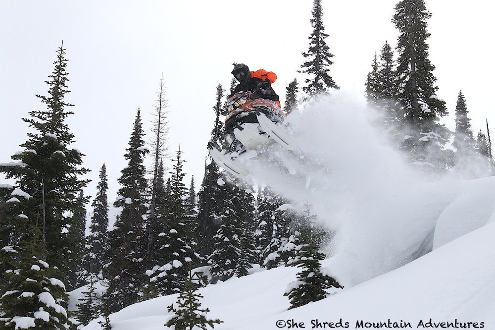 Rider: Cody Mcnolty in Pemberton BC on March 26