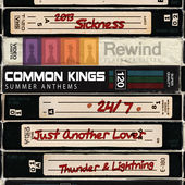Common Kings - Summer Anthems EP