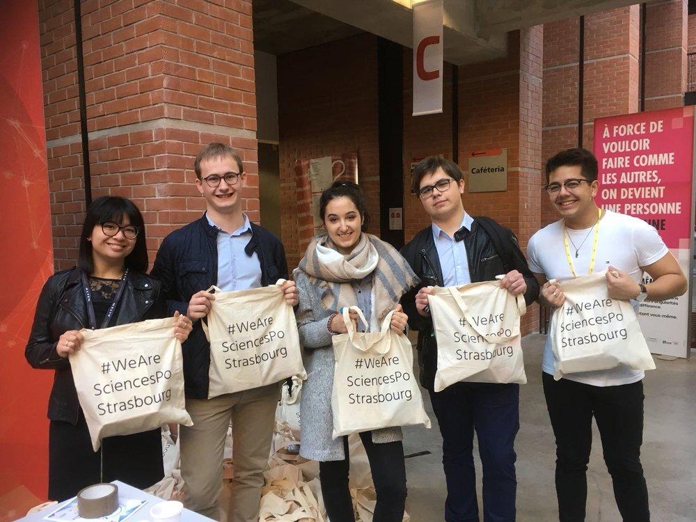 La réussite du CRP de Strasbourg ! - Retour sur le Congrès régional de Printemps, organisé par les Junior-Entreprises Strasbourgeoises et qui s'est tenu du 7 au 8 avril 2018 à Strasbourg !