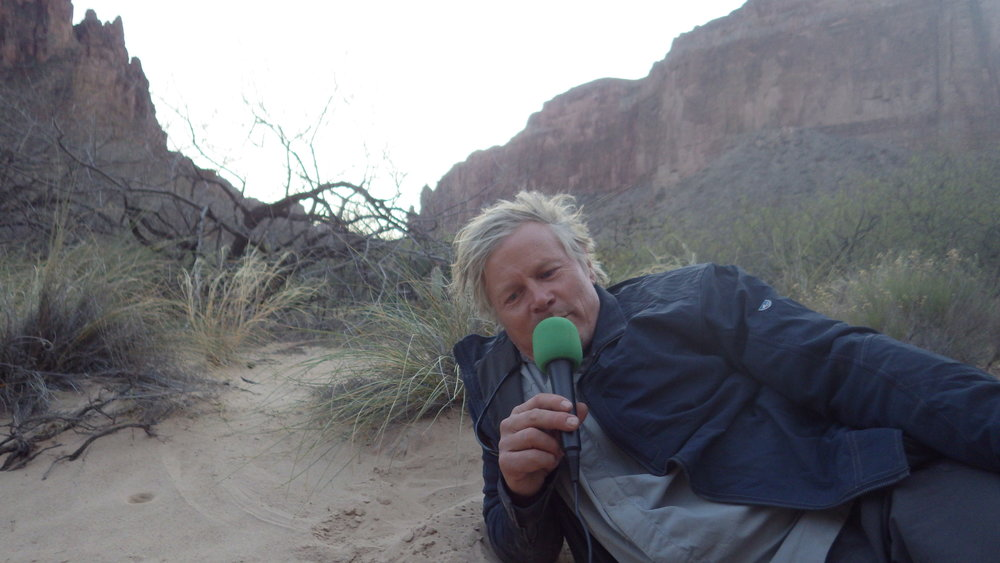 Interviewing Karl Karlstrom, a geologist and professional rock climber who has been studying & working on the Grand Canyon for over three decades.