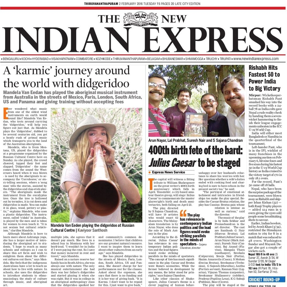 Mandela The New Indian Express
