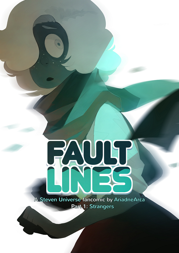 Cover for Fault Lines Part 1: Strangers