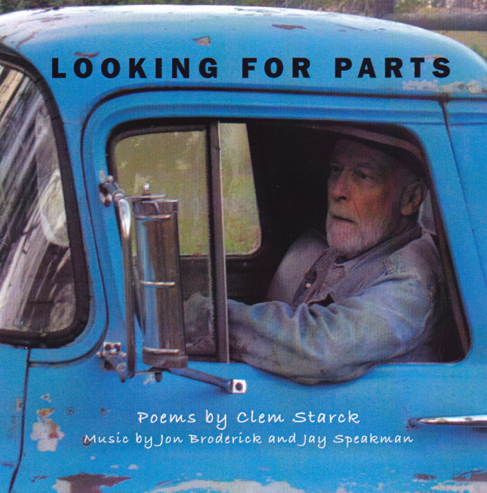 Looking For Parts , audio CD, recorded live in Cannon Beach, OR, 2009