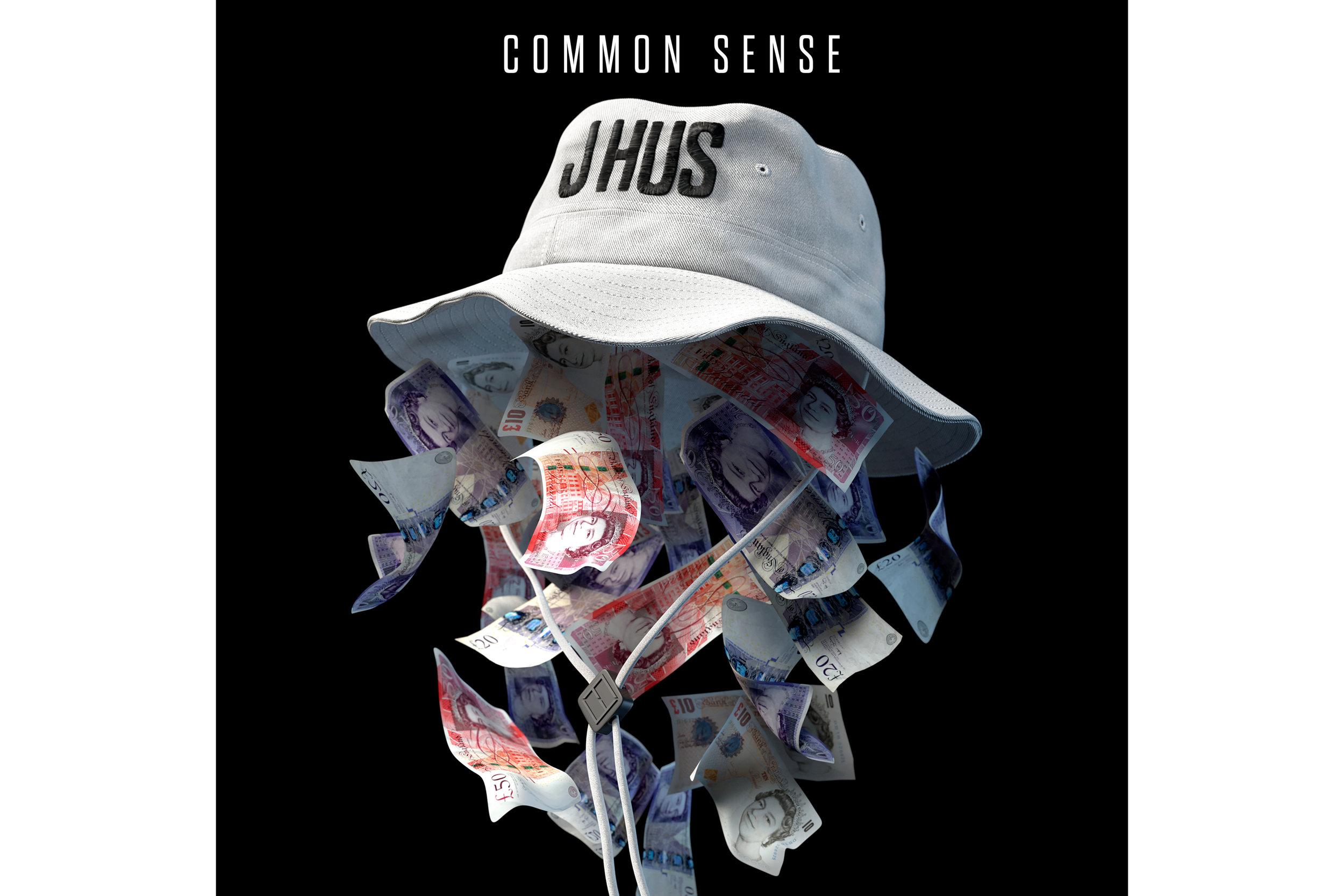j hus common sense zip album