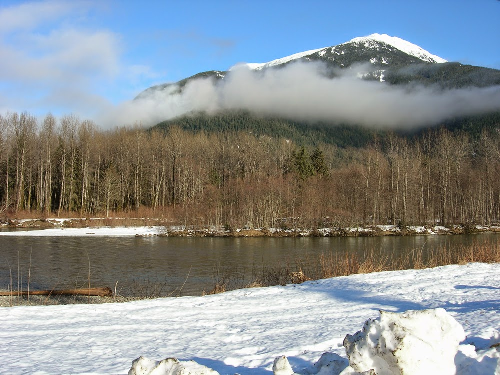Check out the gorgeous Bella Coola River