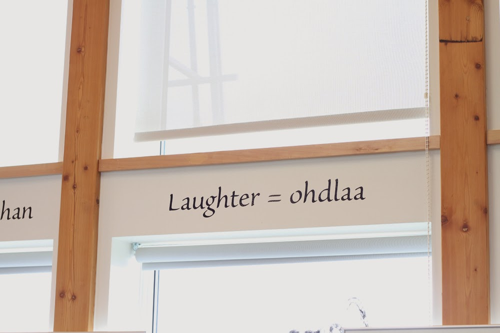 Lots of laughter happens-that is for sure