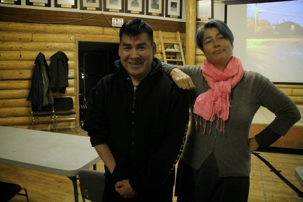 Filmmaker, Edward and Mentor Lisa M