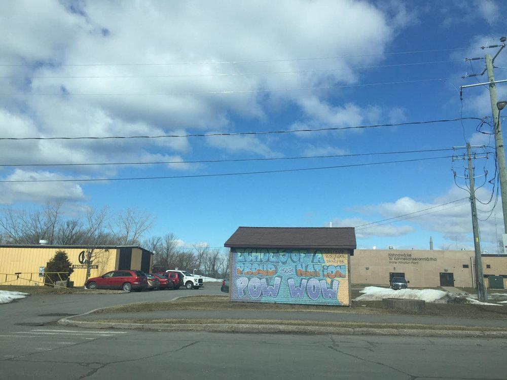 More graffiti street art