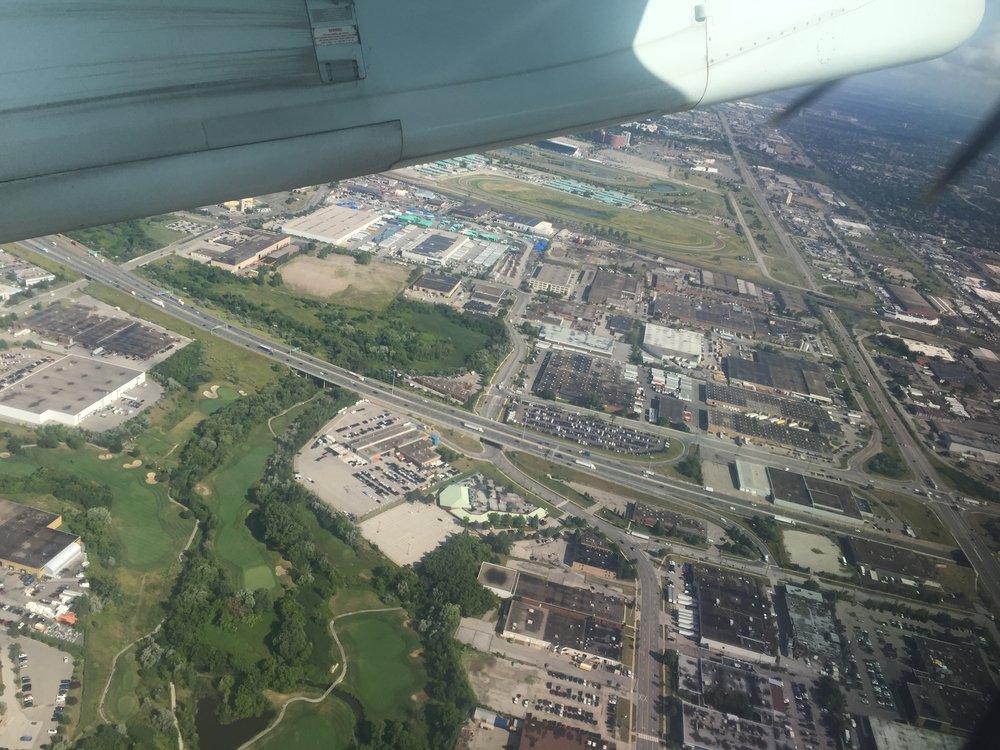 Hello Toronto, Goodbye Toronto…