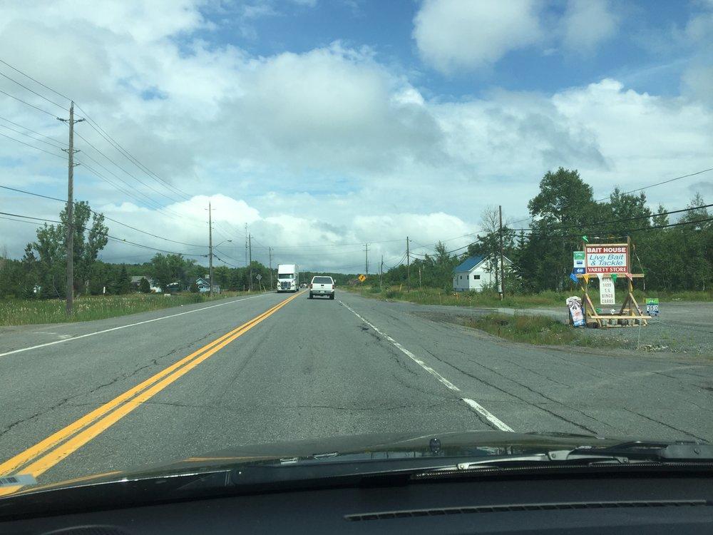 Highway 17…