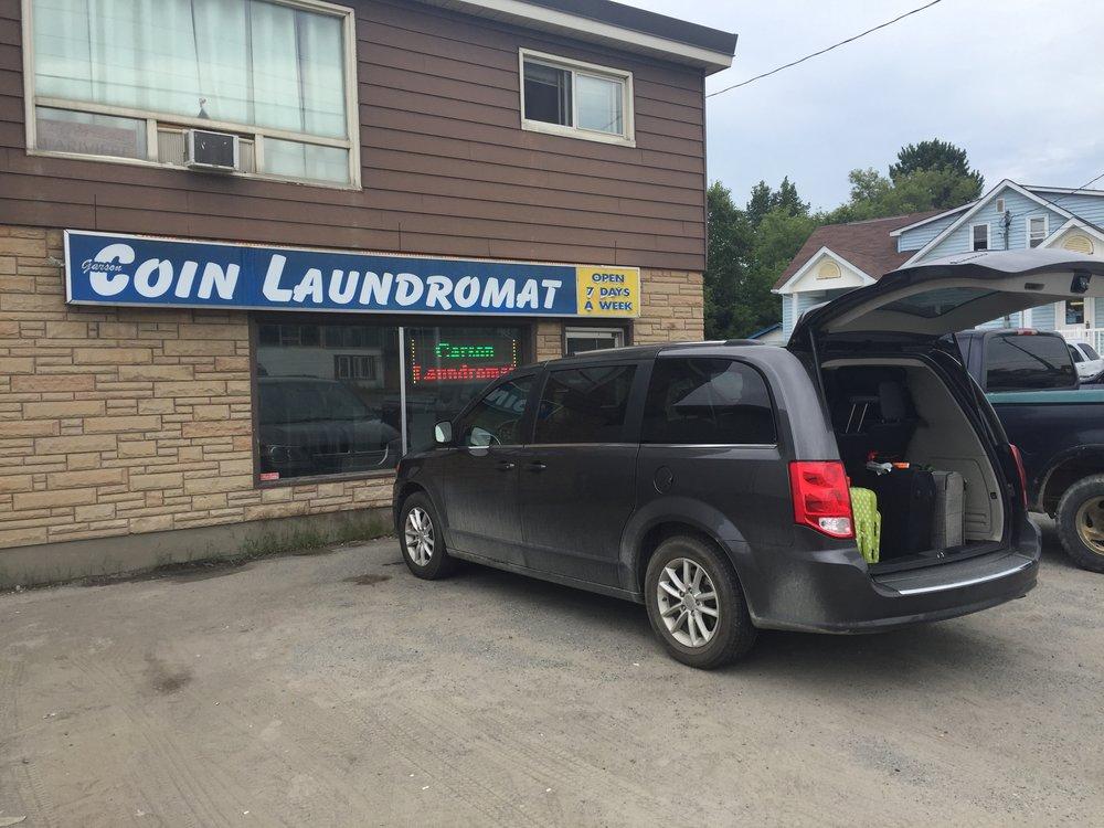 Laundry in Garson City