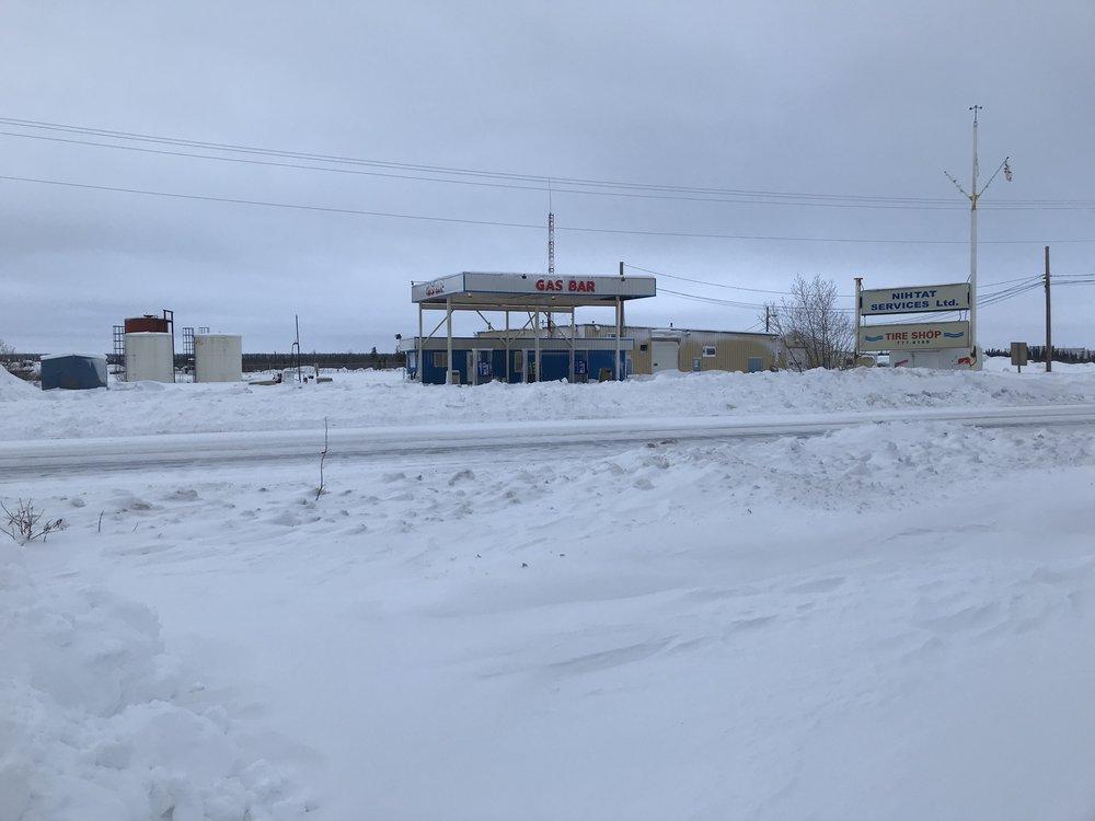 Inuvik Gas Station