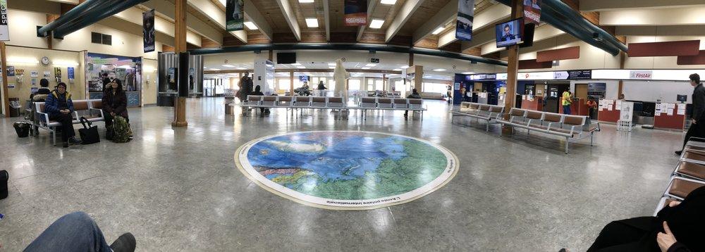 Inuvik airport