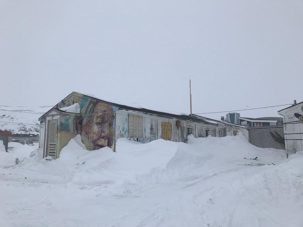 Incredible Elder mural