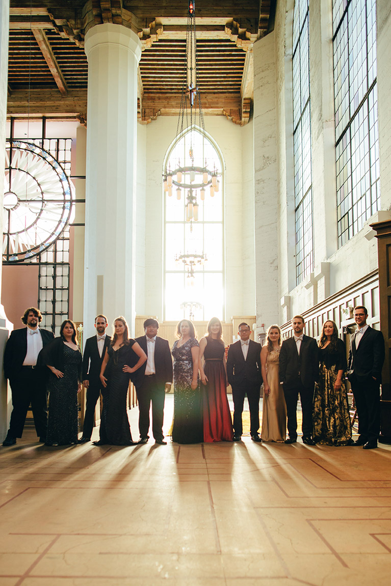 Byrd Ensemble photos in Seattle, WA