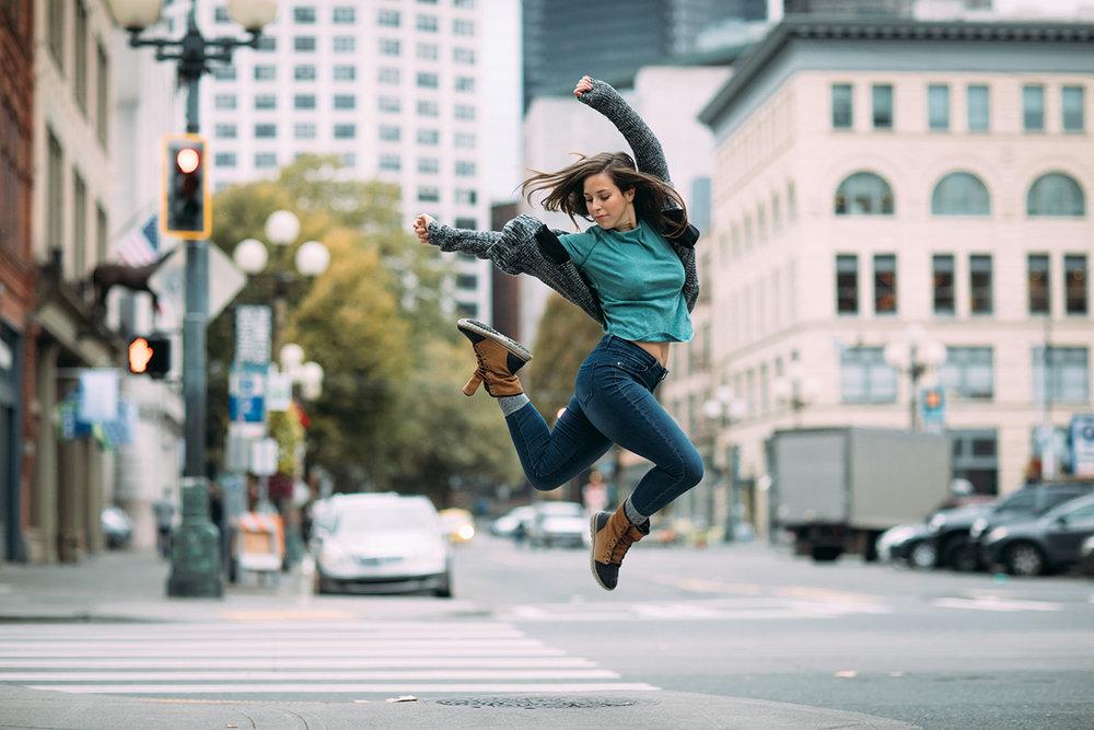 Seattle Business Headshot Photographer