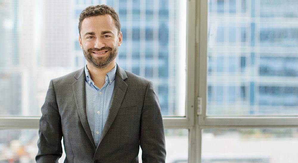 Seattle Professional Business Headshot