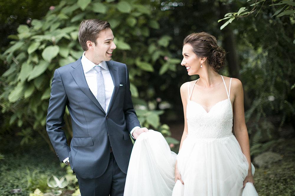 Seattle Bride and Groom Ballard Locks