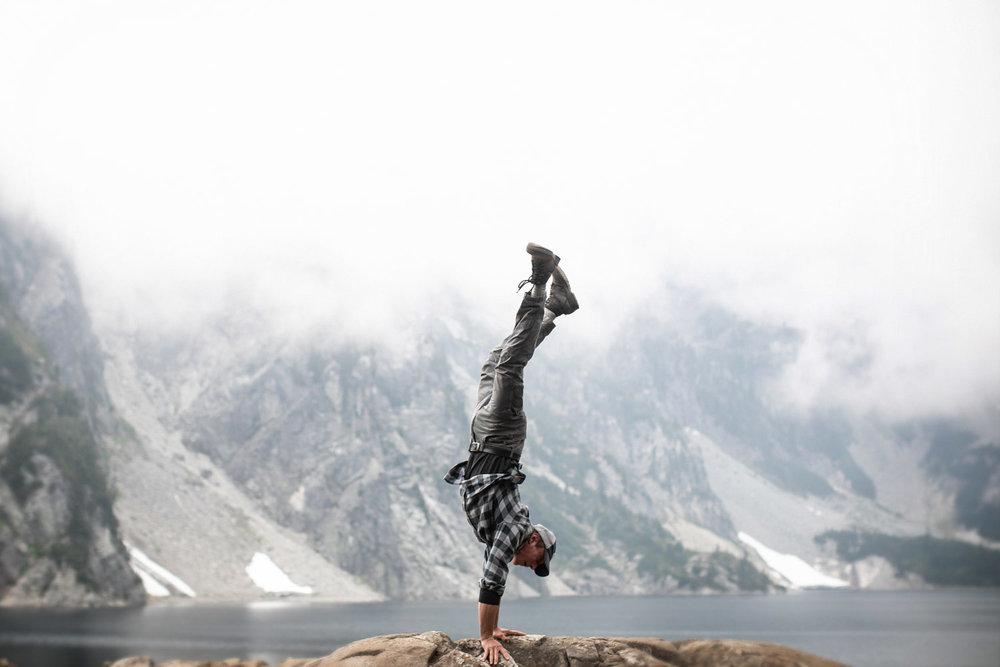 Snow Lake Lifestyle Photo