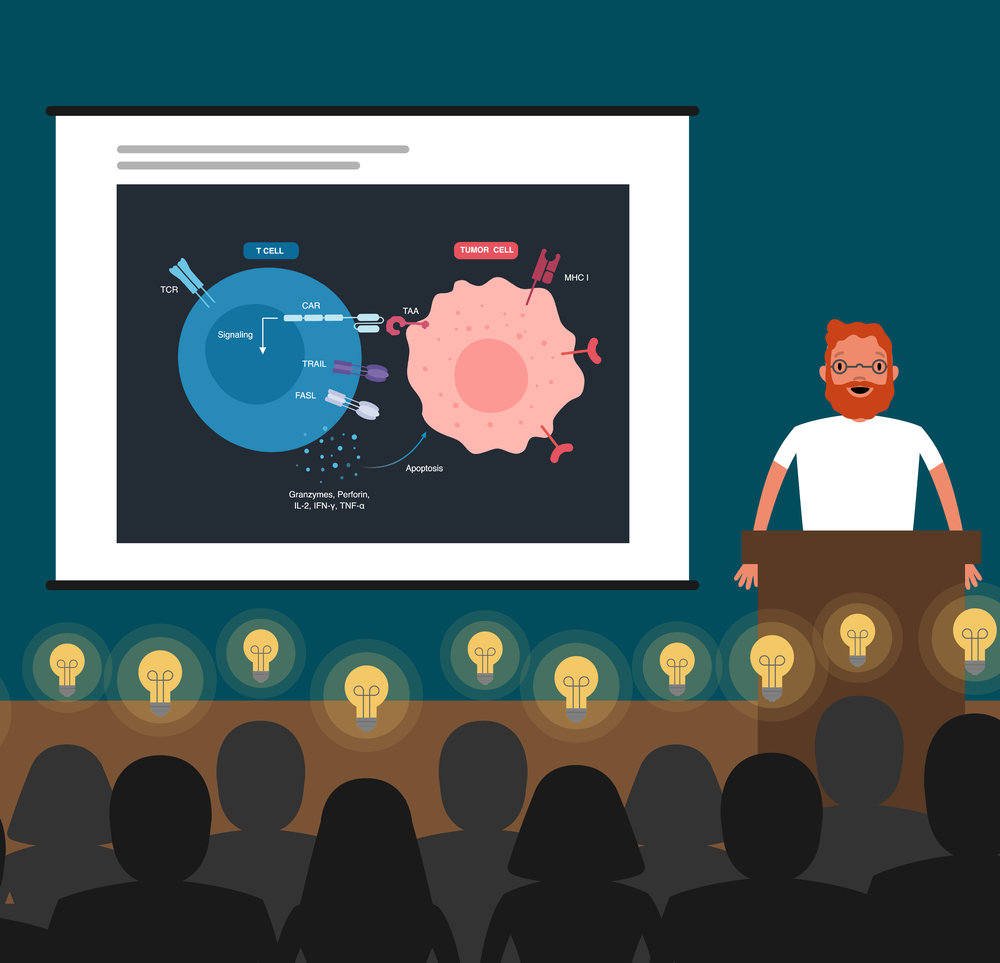 3 Reasons to Incorporate Visuals in Your Next Talk - BIORENDER TEAMJUNE 26, 2018