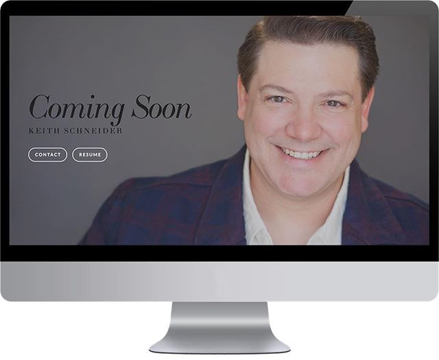 Excited to welcome @keeter5 to the PGCD fam! Be sure to follow along for updates on Keith's projects and the reveal of his beautiful new online home!  www.keithschneider.net