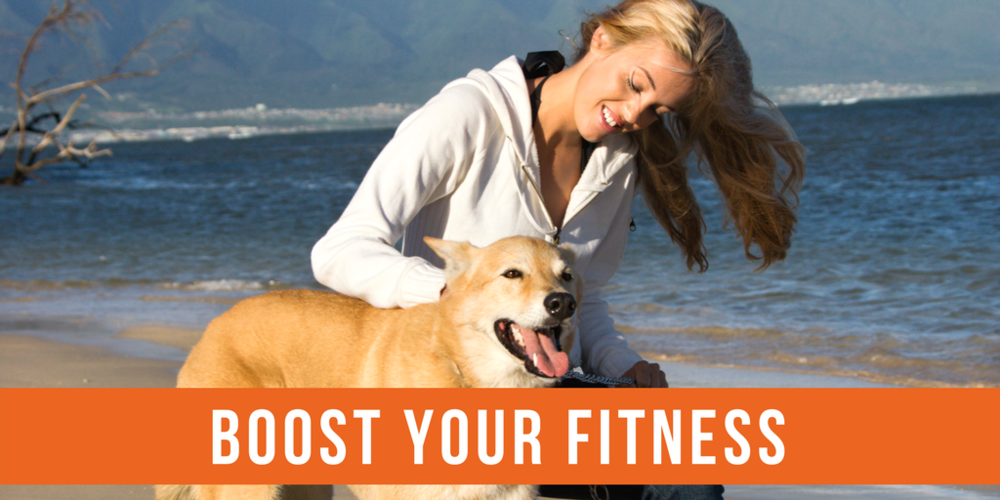 pets boost fitness