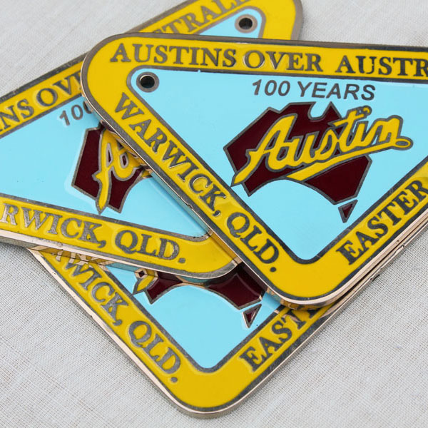 AOA 2005 Grille Badge $25